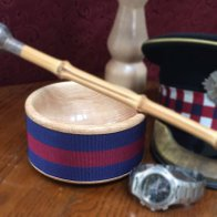 Scots Guards Cufflink Bowl